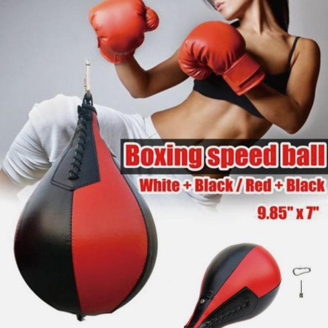 Боксерские груши и мешки